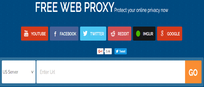 Free Internet Proxies List