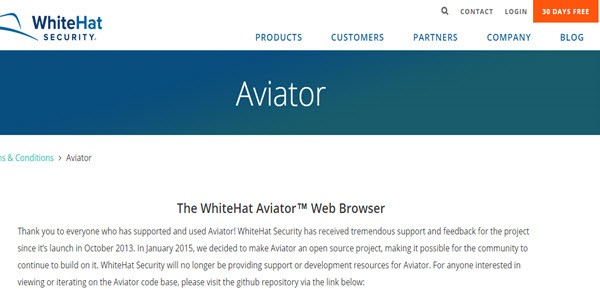 Aviator Browser