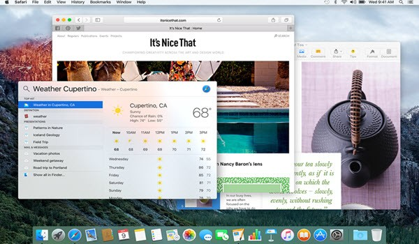 Safari Browser UI