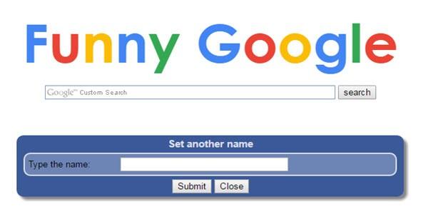 Funny Google