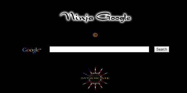 Ninja Google
