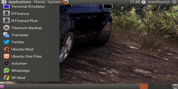 ubuntu-mod-launcher