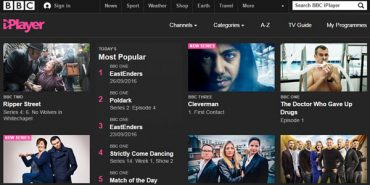 Unblock and Use iPlayer Abroad