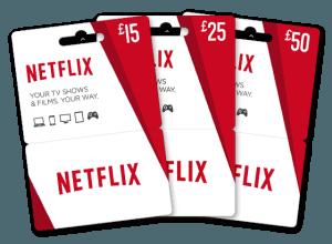 Get Netflix Gift Card
