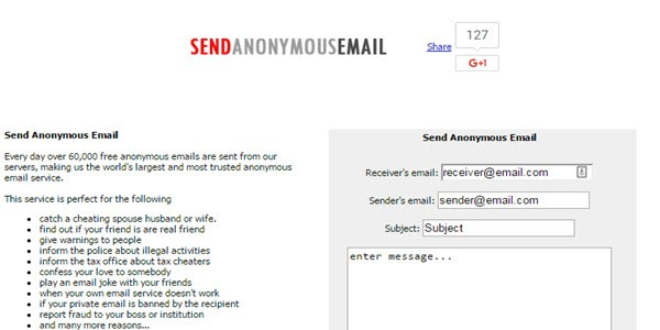 20 Best Anonymous Email Service In The Whole Wide World (Updated)