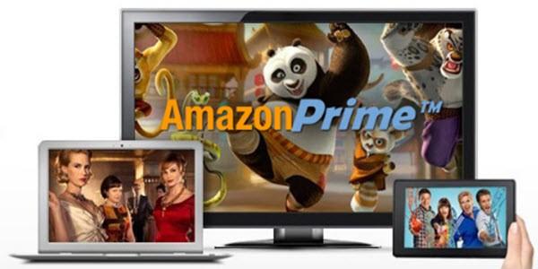 Amazon Prime Abroad