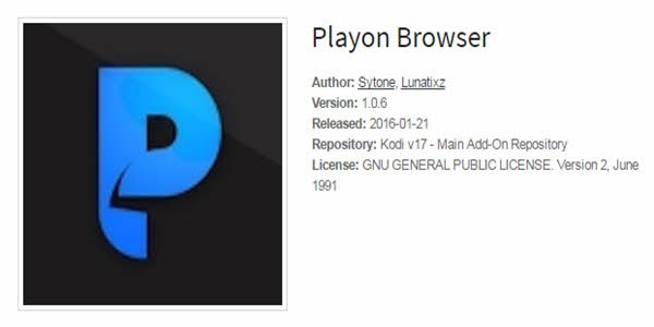 Playon Browser