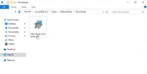 Download Malwarebytes.