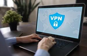 VPN service for encryption.