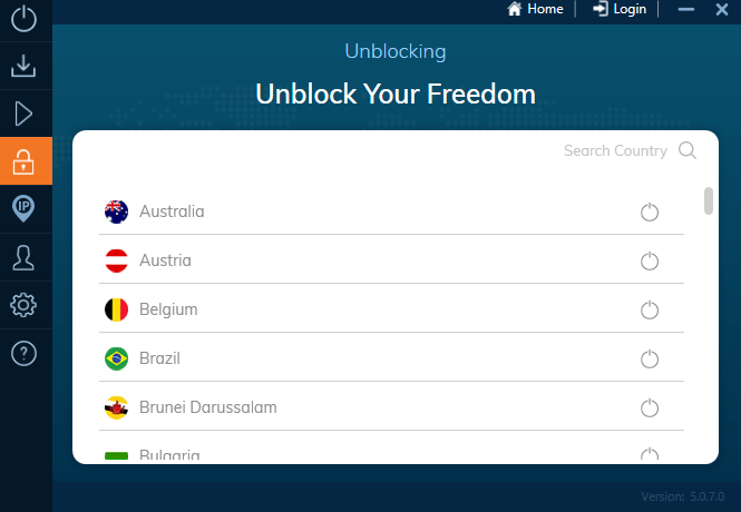 Ivacy VPN - Unblocking