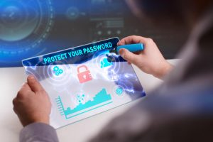 Protect your password with Google password check up.