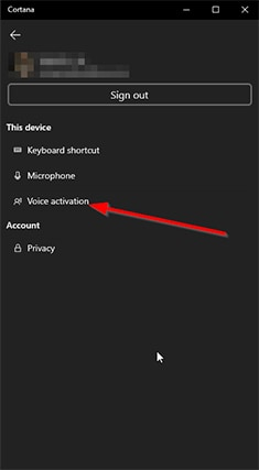 An image featuring How to Disable Cortana Icon in Windows 10 step7
