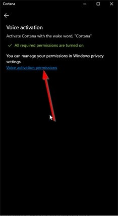 An image featuring How to Disable Cortana Icon in Windows 10 step8