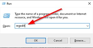 An image featuring How to Disable Cortana Permanently Via Windows Registry step3